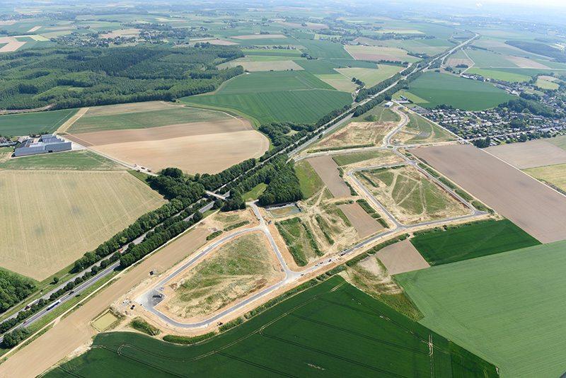 Le parc d'activités Mécalys® entre Andenne et Fernelmont : état des lieux
