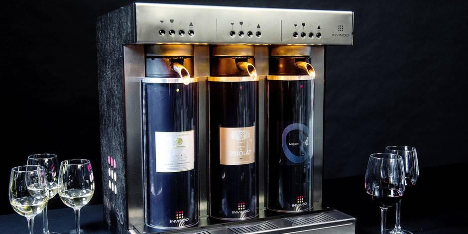 Le projet Invineo : servir du vin comme on sert un Nespresso