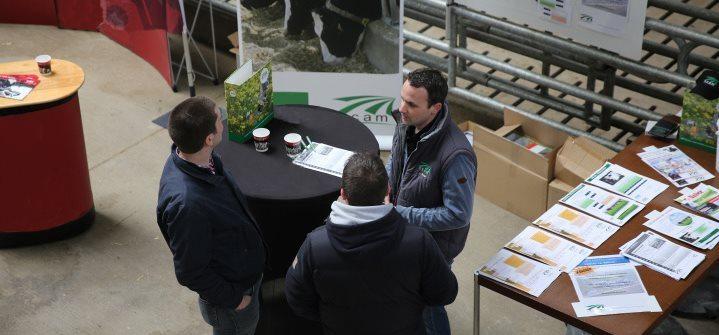 La SCAM aux 14e Journées Internationales de l'Élevage et de l'Agriculture à Tournai