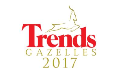 Classement 2017 des Trends Gazelles