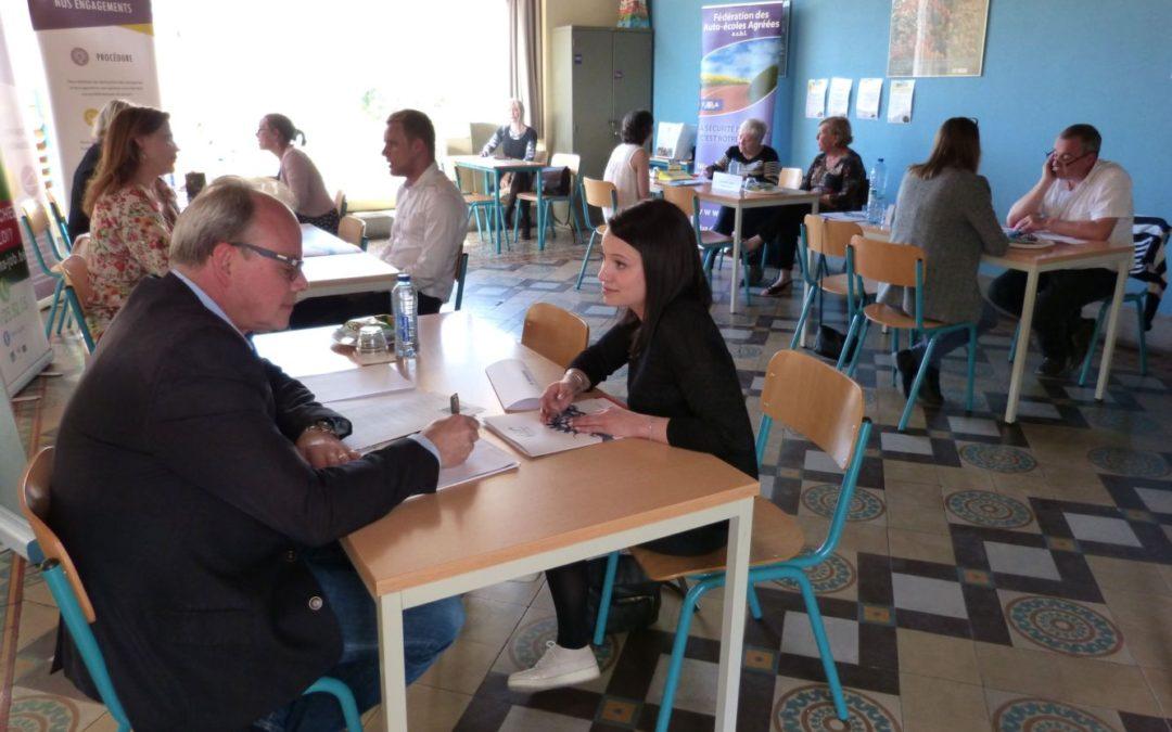 Rencontre Entreprises à l'EIC – Édition 2017