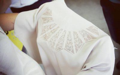 Nouveauté au FabLab d'Andenne : l'Atelier Design Textile