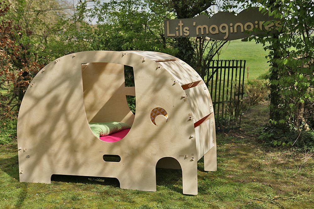 Elysta développe son activité de création de meubles originaux