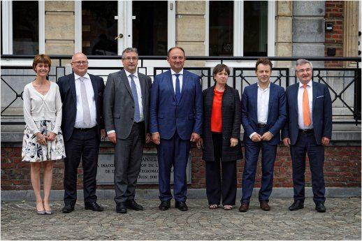 Un plan d'investissement de cinq milliards d'euros pour la Wallonie