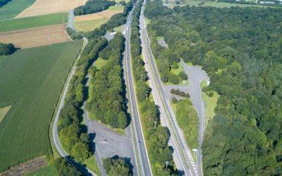 Chantier de l'E42 entre Andenne et Daussoulx : attention la circulation va changer