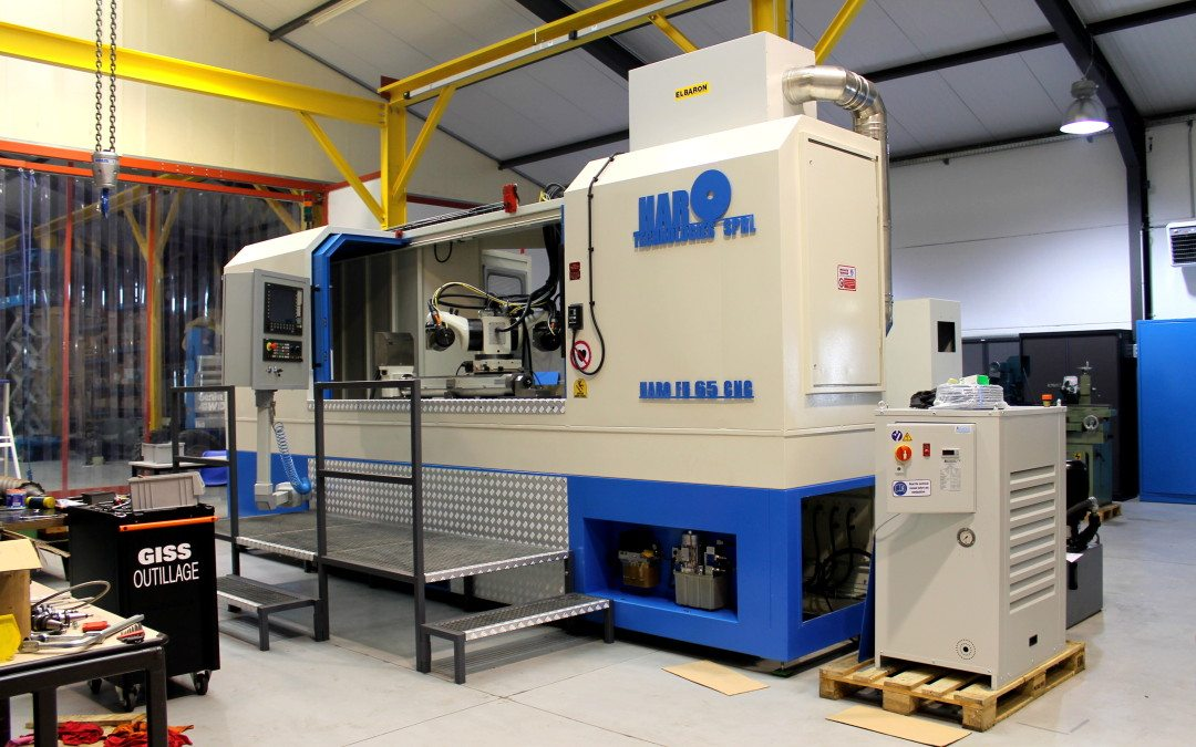 Haro Technologies participe au Metalloobrabotka