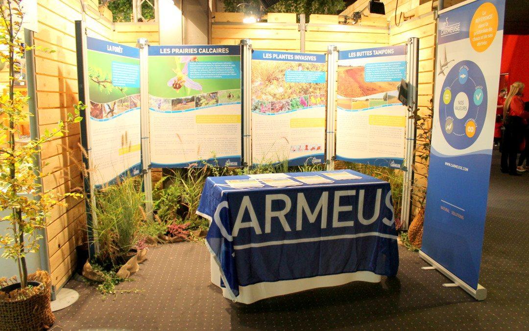 Carmeuse est partenaire du Festival International Nature Namur