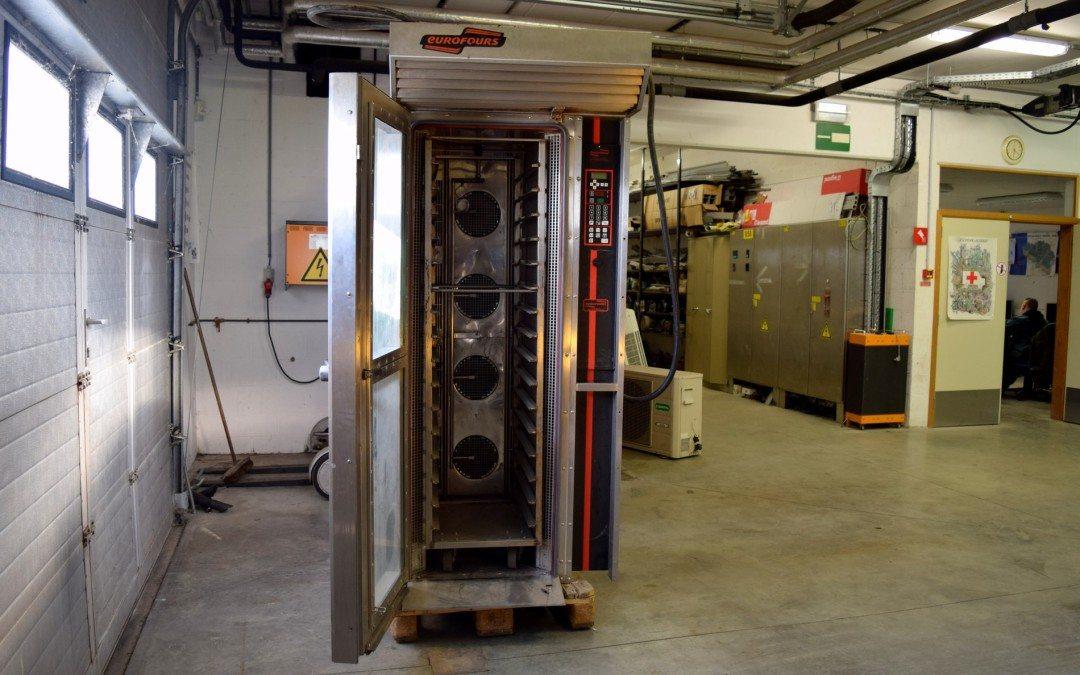 ID Pak offre 2 machines au Forem Formation
