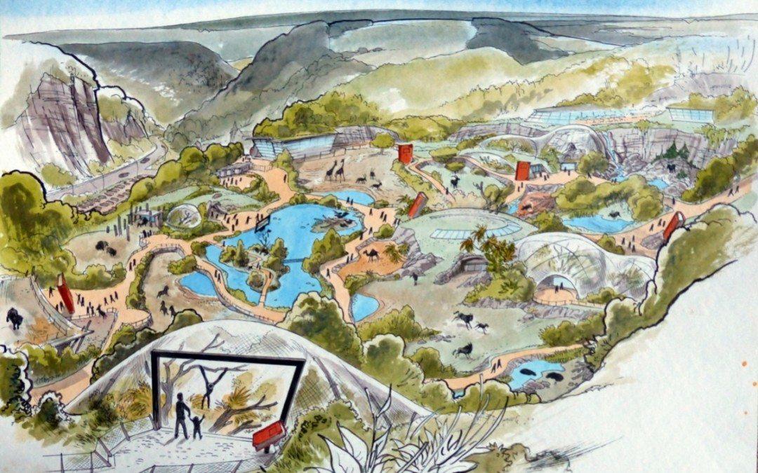 Bientôt un parc animalier au concept original entre Andenne et Namur ?