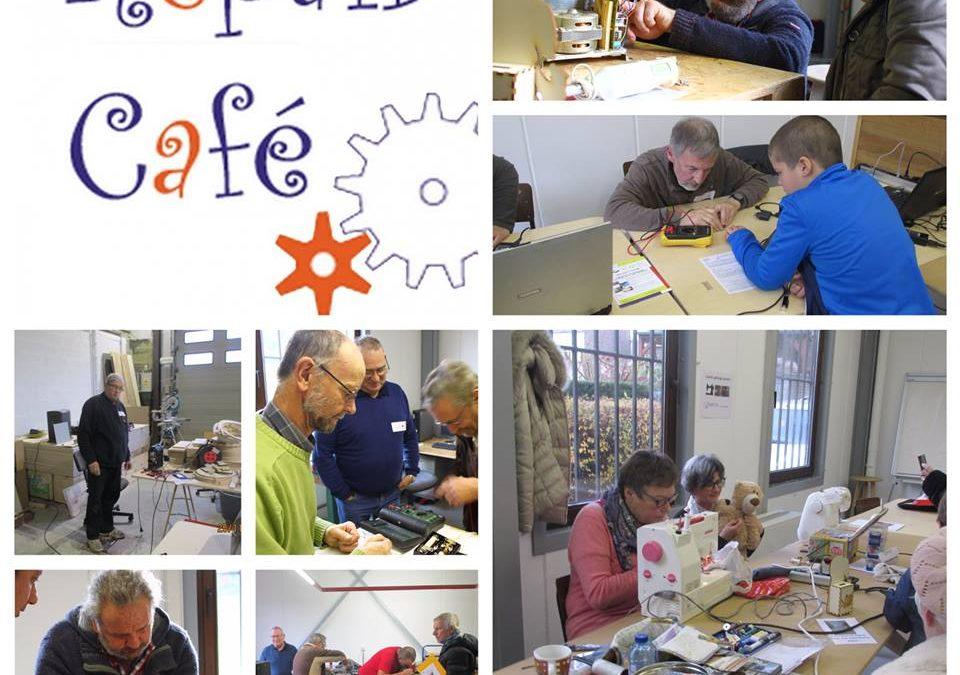 Date du prochain Repair Café à Andenne