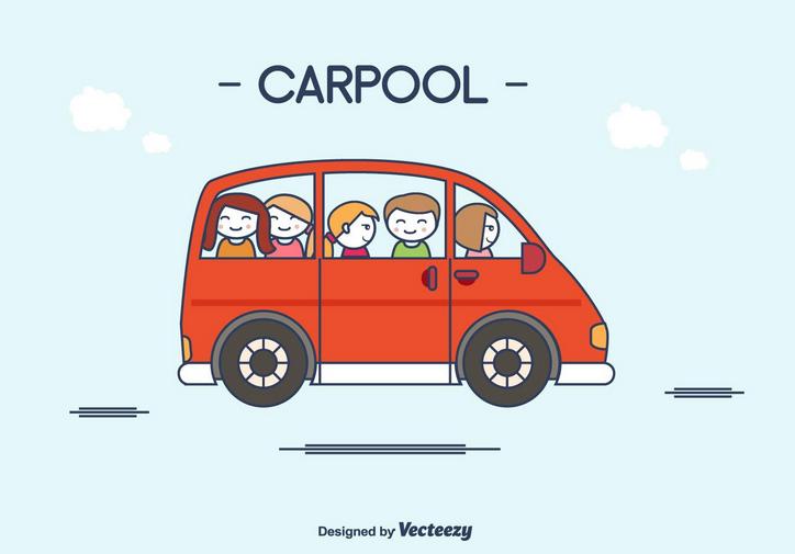 Le covoiturage : économique, écologique et bon pour la mobilité !