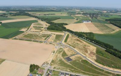 La Houssaie et Mécalys® :  deux parcs d'activités en plein expansion