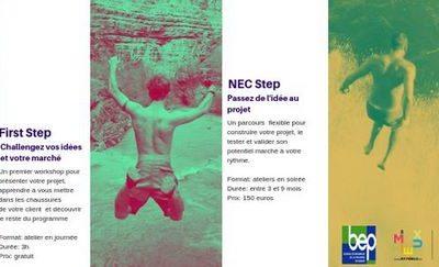Le NEC : le programme coup de boost pour lancer votre entreprise