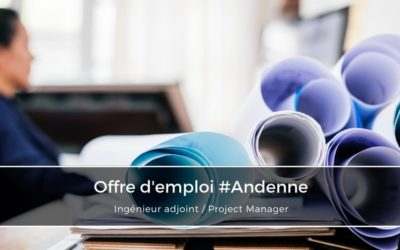 Ingénieur adjoint / project manager (h/f)