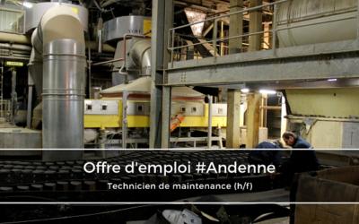 Technicien de maintenance (h/f) – Dumoulin sa