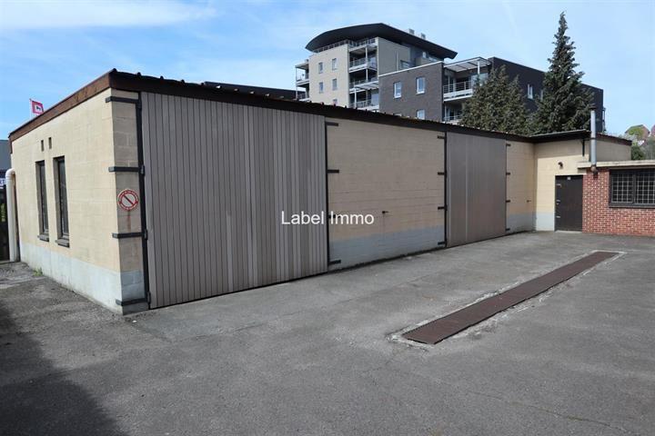 Entrepôt de 230 m² à louer – Andenne