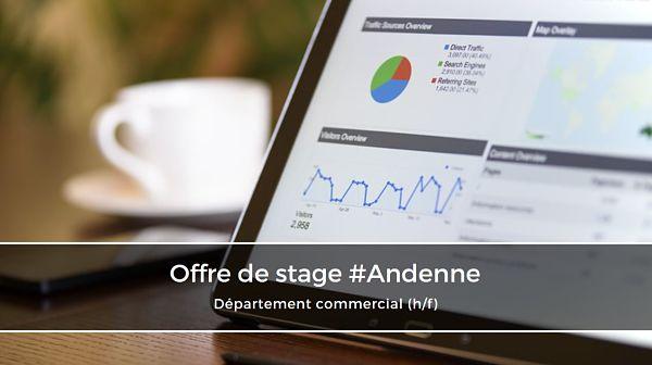 Stage au sein du département commercial (h/f) – Dumoulin sa