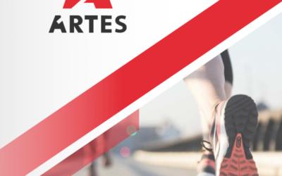 Corrida Artes Challenge Inter-Entreprises