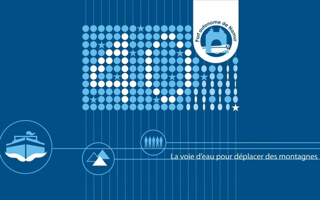 Retour sur les 40 ans du Port Autonome de Namur