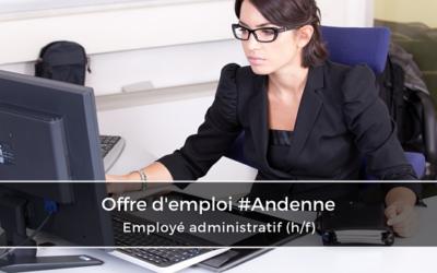 Employé administratif (h/f)