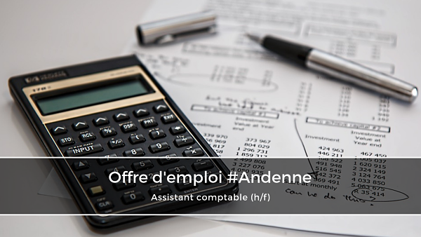 Assistant comptable (h/f)