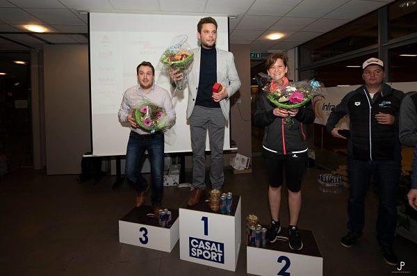 Artes TWT, grande gagnante du Challenge Inter-Entreprises de la Corrida d'Andenne