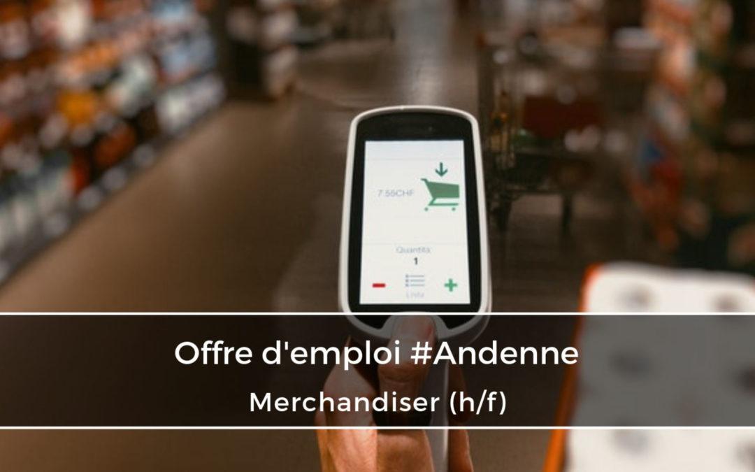 Merchandiser français/néerlandais (h/f)