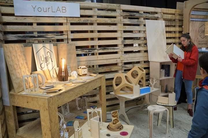 YourLab comme lieu de réception pour vos événements clients