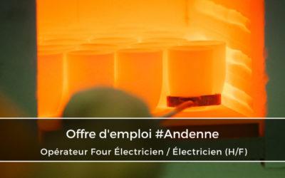 Opérateur Four Électricien / Électricien (H/F)