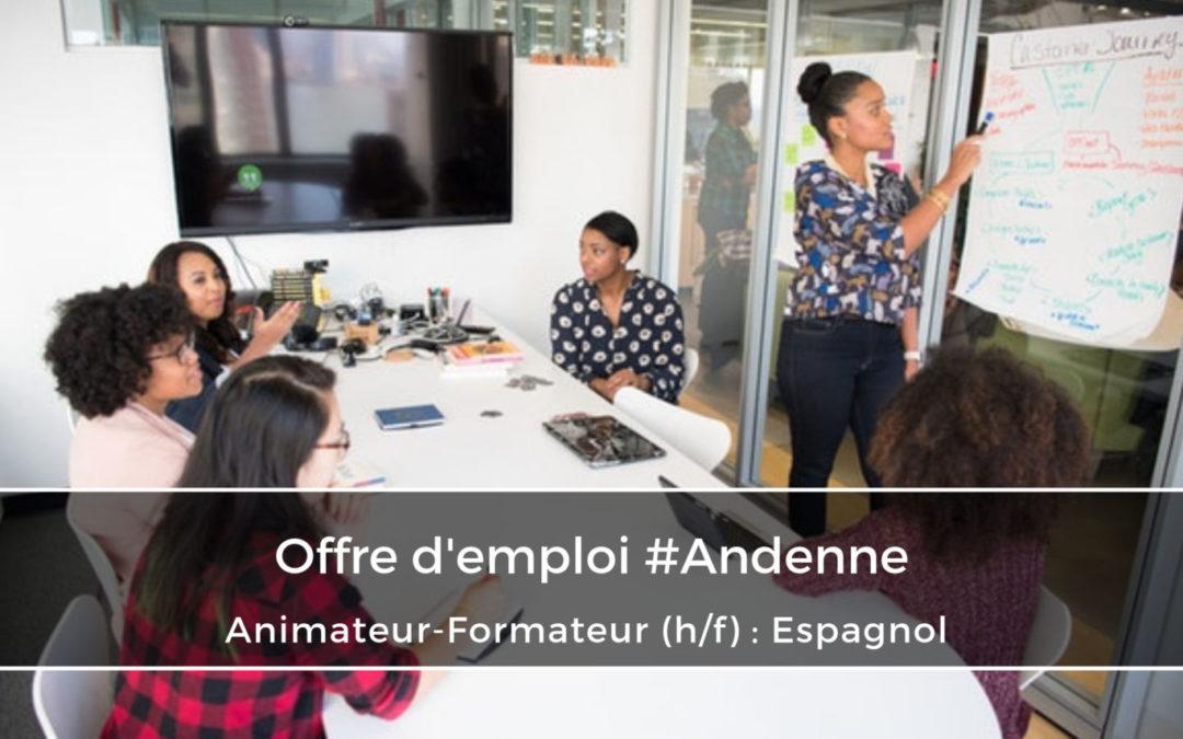Animateur formateur espagnol (h/f)