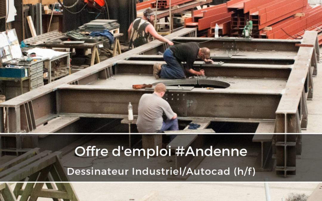 Dessinateur Industriel | Autocad (h/f)