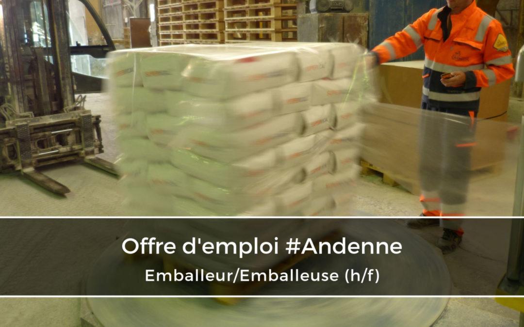 Emballeur/ Emballeuse (H/F)