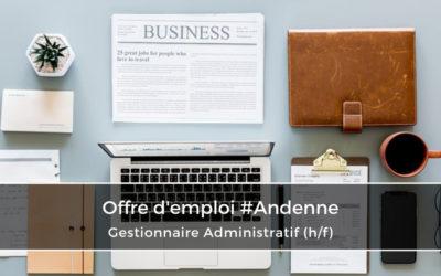 Gestionnaire Administratif (h/f)