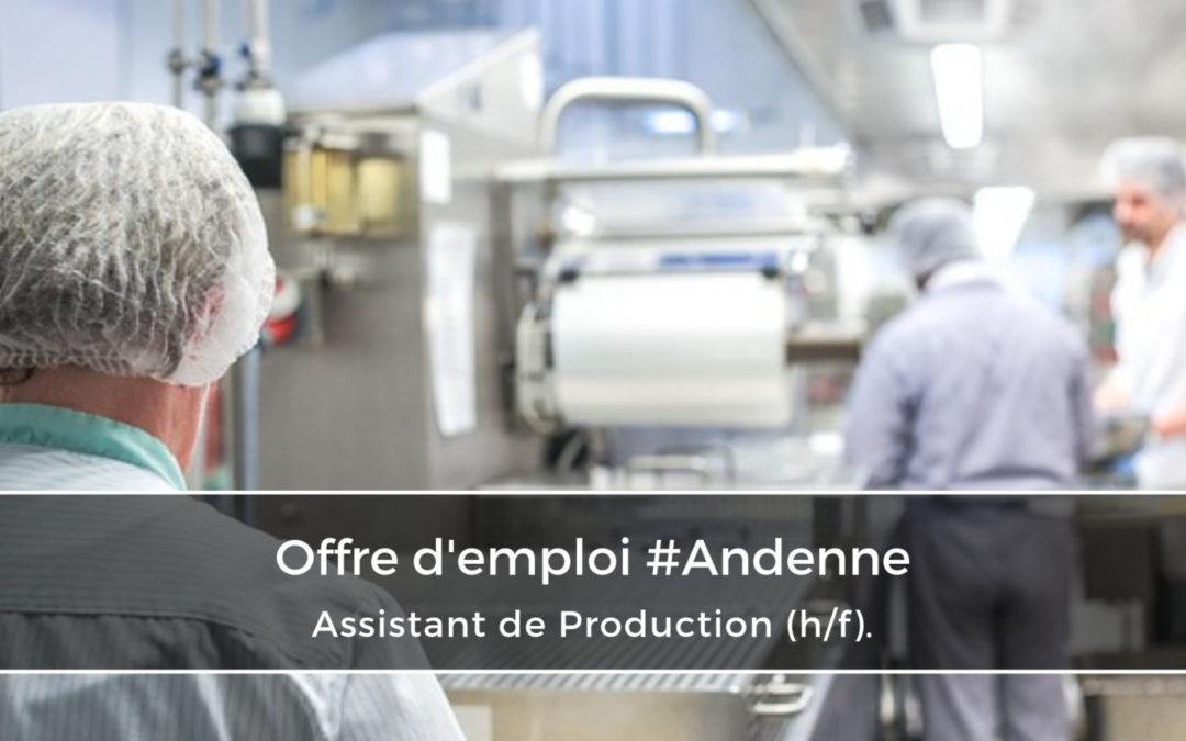 Assistant de Production (h/f)