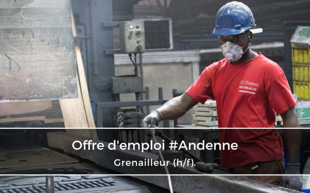 Ouvrier de production – Grenailleur (h/f)
