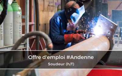 Soudeur agréé en construction métallique spécialisé en ferronneries et charpente métallique (h/f)