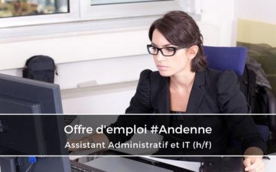 Assistant Administratif et IT (h/f)