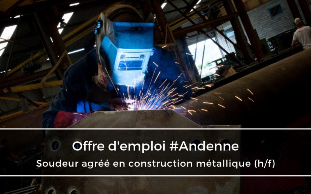 Soudeur agréé en construction métallique spécialisé en ferronneries et charpente métallique