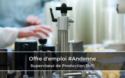 Superviseur de Production (h/f)
