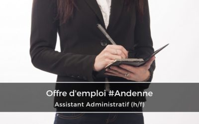 Assistante Administrative (h/f)