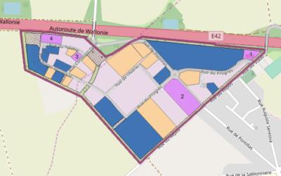 Deux nouveaux projets en cours sur le parc de Mécalys (Petit-Warêt)