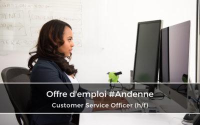 Customer Service Officer (h/f)