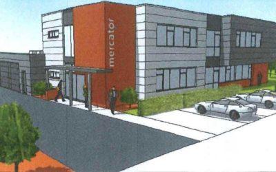 Deux nouvelles entreprises s'implanteront sur le parc d'activités de Mécalys (Petit-Warêt)