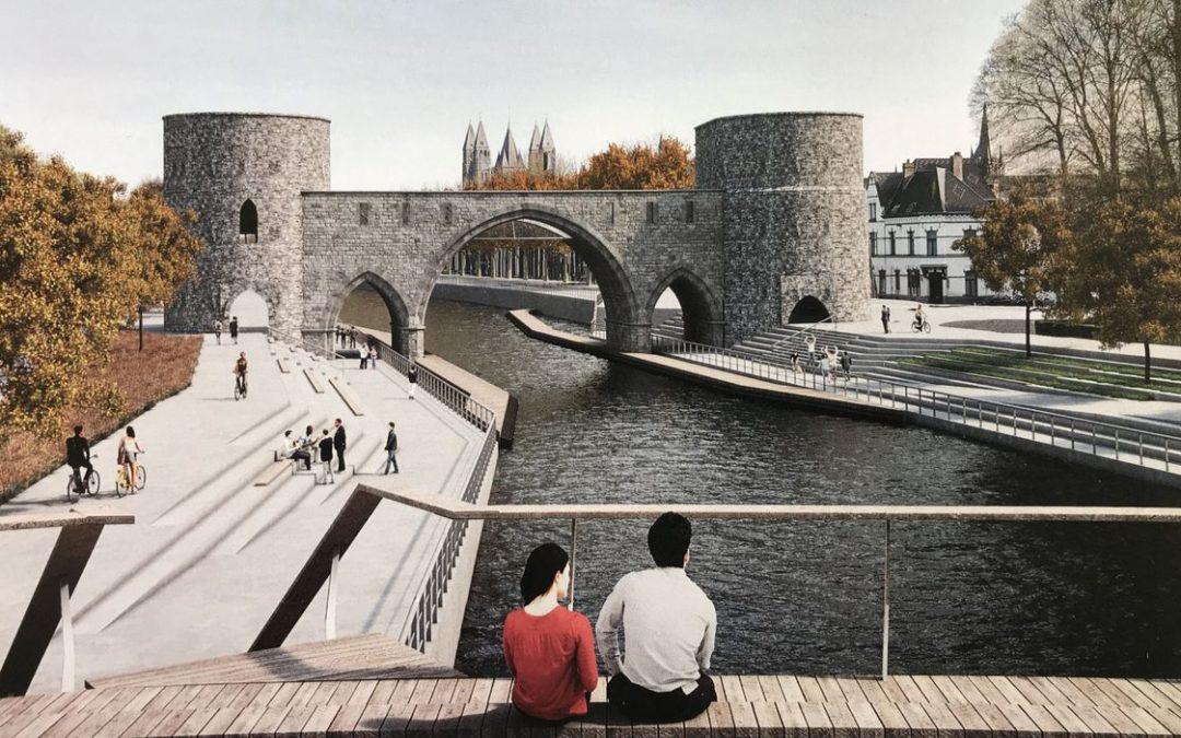 Rénovation du pont des Trous : des pierres taillées à la carrière de Gore
