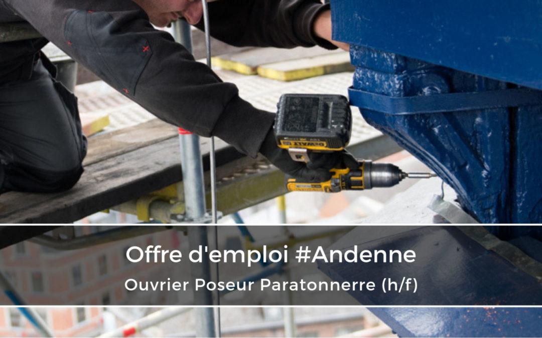 Ouvrier Poseur Paratonnerre/électricien (h/f)