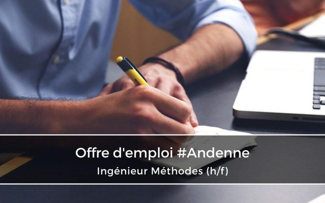 Ingénieur Méthodes (h/f)