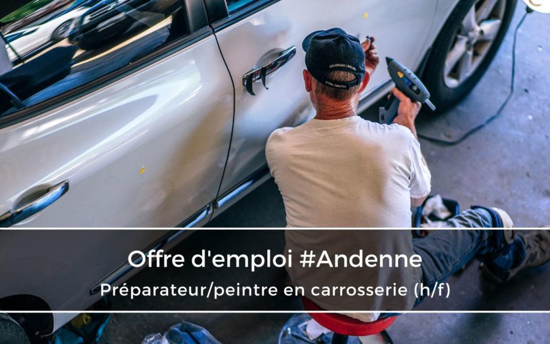 Préparateur/Peintre en carrosserie (h/f)