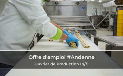Ouvrier de Production Agro-Alimentaire (h/f)