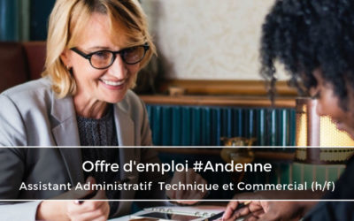 Assistant Administratif Technique et Commercial FR/NL