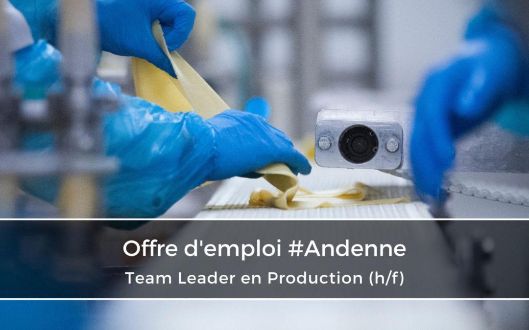 Team Leader en Production (h/f)